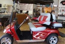 Custom El Tiger Seats