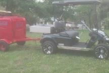 2013 Ez Go Gas Valor Golf Cart