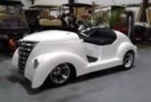 37 Ford Golf Cart, my next custom build / This is an ongoing project of mine, working on her as time allows between other builds and service work