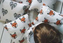 Nursery inspiration / Cool interior ideas