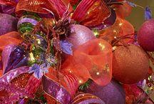 Festas Natalinas / Sugestão de decoração e locais de festas natalinas