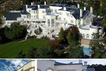 Mansões e Palácios / Casas bonitas