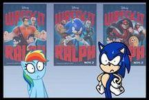 MLP + Sonic