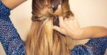 Easy Hairstyles Anyone Can Do / Quick hairstyles for busy women!