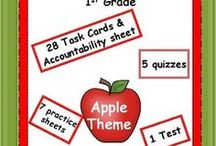 Fabulous First Grade TPT Resources / This is a Collaborative Board for all things FIRST GRADE.  Please add up to 3 pins daily. If you'd like to be added to the board send me a message!