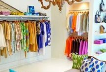 Walk in closets & Closets / by Kyra Pinky