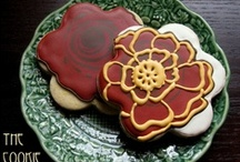 Flowers and Spring Cookies