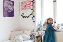{ kids room * chambres d'enfants } / Inspirations pour chambres d'enfants * ideas for kids rooms / by Maïm Beaussier
