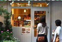 { Shops * Boutiques } / Coups de coeur jolies boutiques, merchandising... * Beautiful or cute shops, displays, retail...