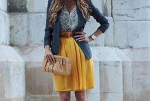 Lookbook da Rach / Moda / by Raquel Sganzerla