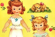 paper dolls / by M. Hilke