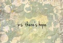 Hope  .