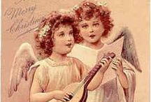 angel post cards
