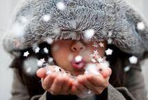 Winter light - Féérie d'hiver / Noël, Nouvel an, les fêtes de fin d'année et atmosphères de l'hiver * Christmas, New Year, winter magic