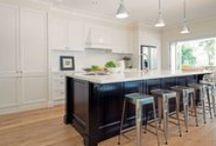 Kitchen design and ideas