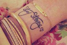 Tattoos / by Kristy Luna
