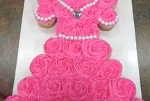 cupcakes princess dresses
