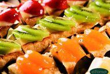 Caterings / En el Fornet, preparamos deliciosos caterings para que los disfrutes en familia, con los amigos, en el trabajo...¡Pruébalos o dinos qué te han parecido!