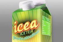 ICEA Packaging by Victor Calomfir