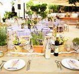 Provence Wedding / Wedding decoration