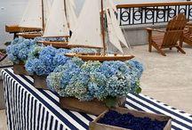 Nautical Wedding / wedding decoration