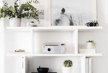 New living room / ideias para transformar a nossa sala