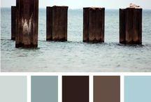 Color / We halen onze inspiratie uit Scandinavië. Grijstinten in alle denkbare nuances. Pure en eerlijke materialen en vormen. De natuur van marmer en kalksteen van buiten naar binnenhalen.