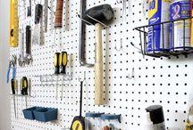 Garage Werkstatt
