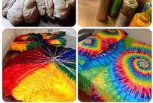 Batika - Tie-dye