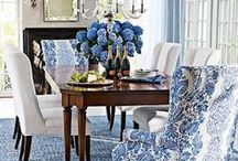 Styling & Interior Inspiration / From whole schemes to finishing touches, these interiors give me inspiration.