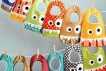 Šití doplňky, potřeby pro děti - Sewing accessories, supplies for babies