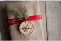 Navidad Eco / Decoración y manualidades eco para la Navidad.