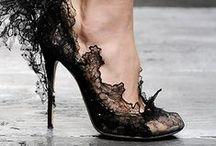 Con y sin tacones / Zapatos de mujer