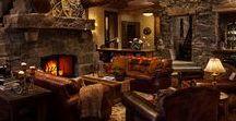 Cozy House Ideas / Dream home ideas. ♥