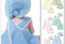 Šití oblečení pro holčičky - Sewing dresses for girls