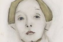 Helén Schjerfbeck / The finest female artist from Finland