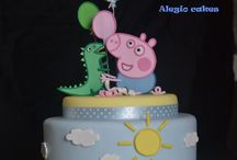 george pig party idea