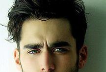 Man: Charming Style / Cortes,penteados,barba ou não...o estilo é você quem cria...