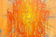 J.BESSET / Né à Cannes en 1984, Jérémy se prend de passion pour le dessin et la peinture dès son enfance. A l'âge de 11 ans, il commence le skate et découvre l'univers du graffiti en réalisant sa première peinture à la bombe.  Son art combine vingt ans d'expérience alliant graffiti, décoration et calligraphie. Il quitte l'usage de la bombe aérosol et travaille désormais au pinceau, préférant la peinture acrylique ou à base de pigments naturels.