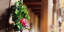 Raumdeko für die Hochzeit / Dekoriert eure Location für die Hochzeit - ob Speisesaal oder Blumenwiese, wir haben eine wunderschöne Auswahl für draußen und drinnen!