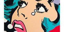 DIGGS Marlon / Marlon Diggs est un artiste autodidacte de Newport News,vivant dans la région de Washington DC. Principalement influencé par les artistes Roy Lichtenstein et Kaws, il s'inspire des vieilles bandes dessinées et des journaux pour afficher ses pensées et ses expériences intérieures à travers des couches de couleurs et de motifs vives et audacieuses associées à des images de son enfance.