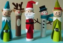 Christmas Crafts / by Kalliopi Papoutsaki