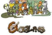 Goblins Stuff / Stuff related to my webcomic, Goblins. www.goblinscomic.org
