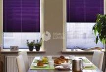 Plisuotos žaliuzės / Plisuotos žaliuzės - naujoviškas langų dekoro sprendimas, kuris papuoš Jūsų interjerą moderniomis linijomis, o pro jas sklindanti šviesa kambariui suteiks svajingą atmosferą.  Sužinokite daugiau: http://goo.gl/8gV3Hx.