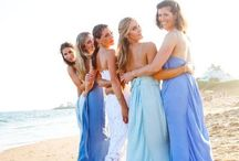 Bridesmaids  / by Jacqueline Lelli