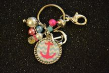 Cute keys and key chains  / by Jacqueline Lelli