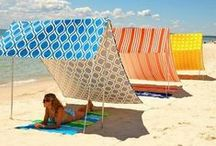Sun Protection Style / Protect your skin from sun damage while remaining fashionable.
