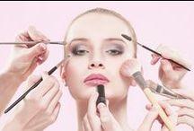 Face Makeup / Foundation, blush, bronzer, contouring, highlighter, looks | Base, rubor, bronceadores, contorno, brillo, looks