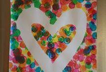 Valentine crats - ideas / Ιδέες και κατασκευές  για την γιορτή του Αγ, Βαλεντίνου