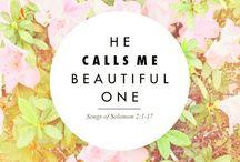 On Earth as it is in Heaven / God, Jesus, Bible, Love